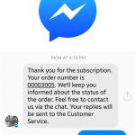 Facebook Messenger and hybris integration