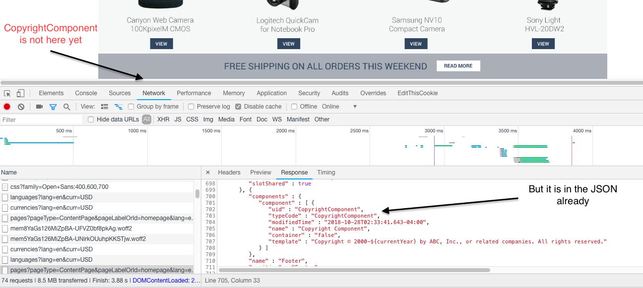 Spartacus, Angular-based Javascript Storefront for SAP