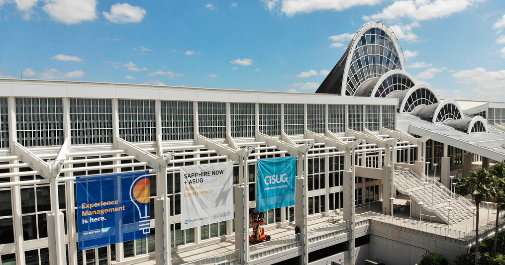 Takeaways from SAP SAPPHIRE NOW AND CX LIVE 2019